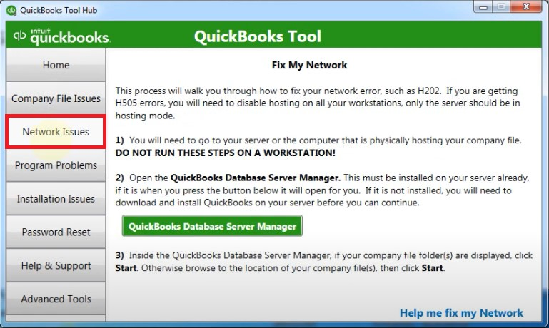 Quickbooks Repair