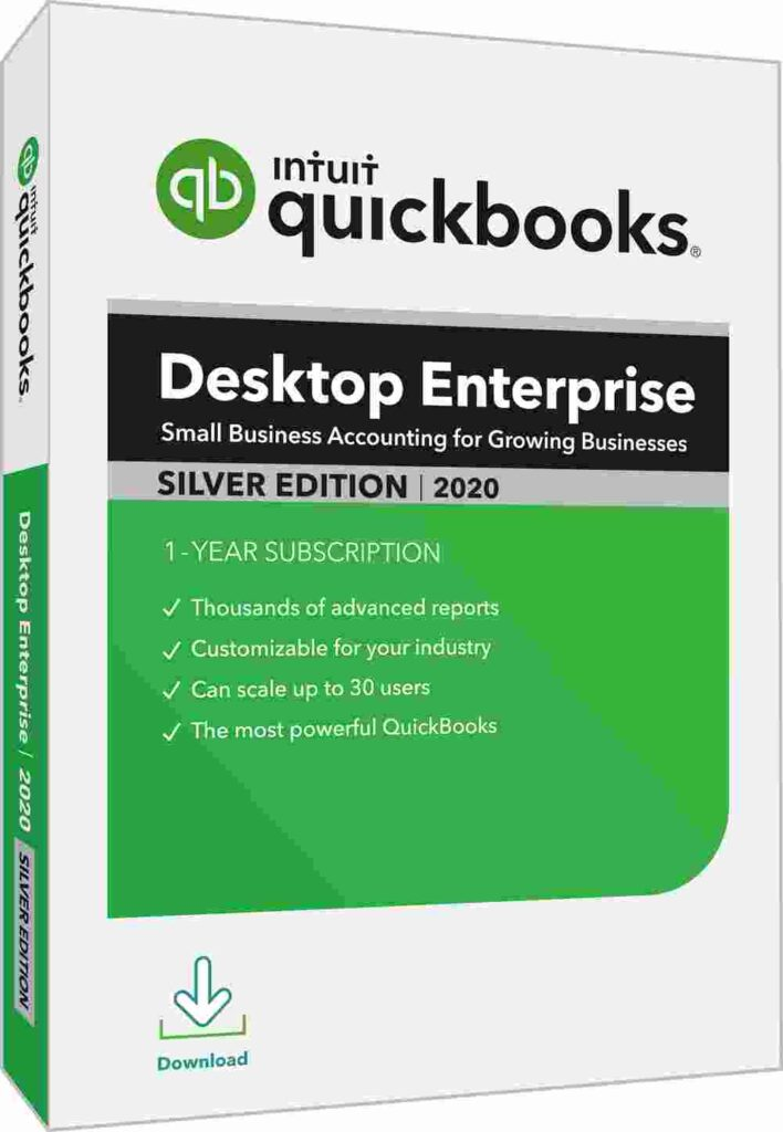 quickbooks enterprise download