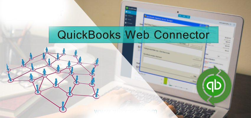 Quickooks web Connector